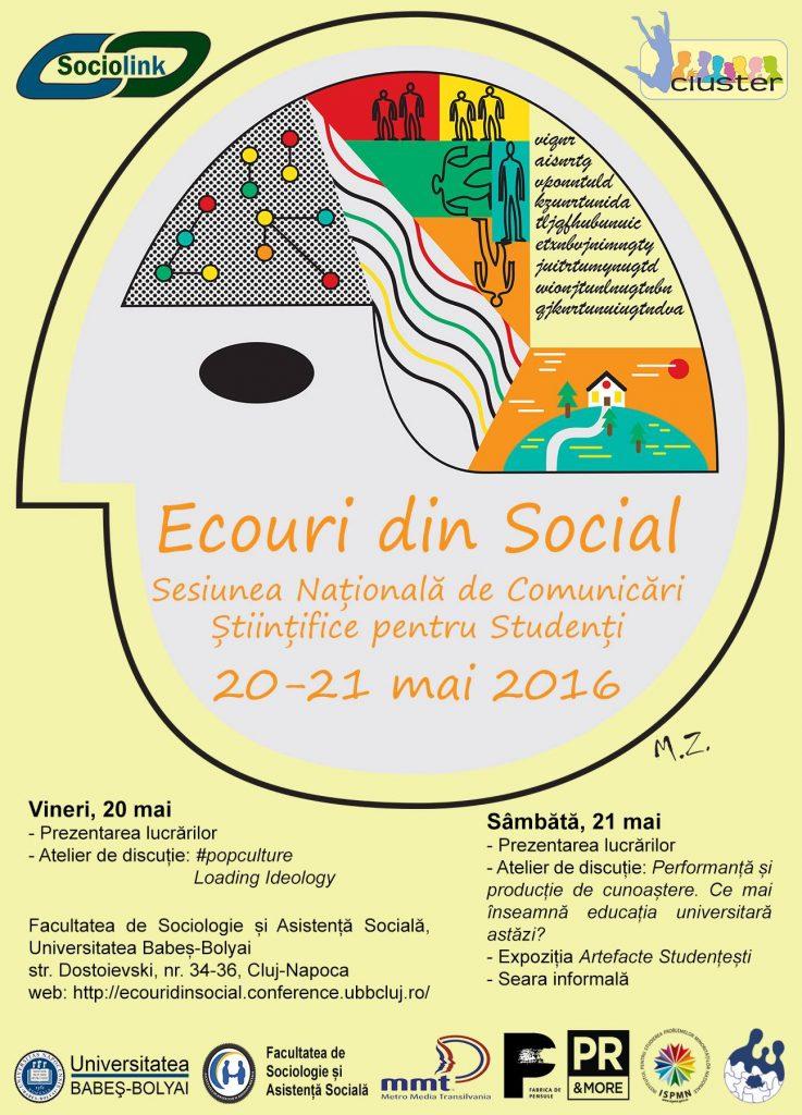 Ecouri din Social 2016