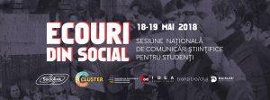 Programul Sesiunii de comunicări științifice – Ecouri din Social 2018